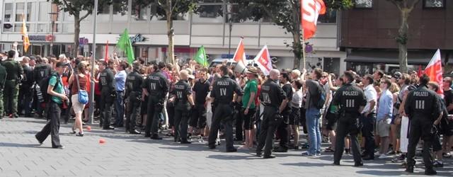 Brandenburg finanziert deutschfeindliche Demonstrationen