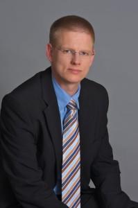 DS-Redakteur Jürgen Gansel