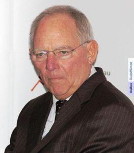 Bundesfinanzminister Wolfgang Schäuble (Bild: RudolfSimon, CC BY-SA 3.0)
