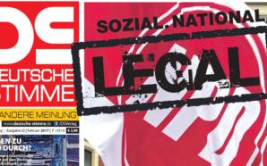 Die Februar-Ausgabe 2017 der DEUTSCHEN STIMME im Überblick: »Digitale Parallelöffentlichkeit…